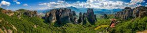 Panorama Meteora